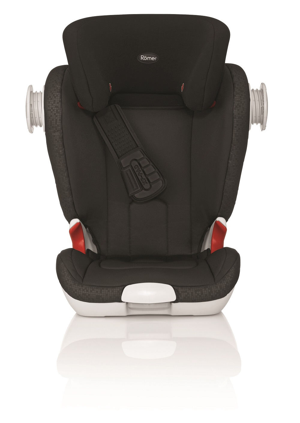 britax r mer car seat kidfix xp sict 2015 black thunder. Black Bedroom Furniture Sets. Home Design Ideas
