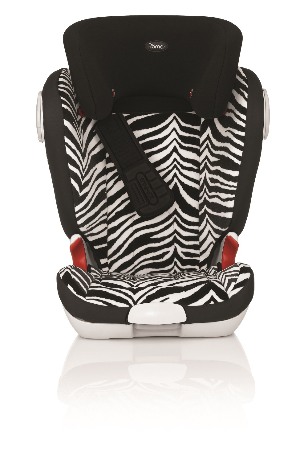 britax r mer car seat kidfix xp sict 2015 smart zebra buy at kidsroom car seats. Black Bedroom Furniture Sets. Home Design Ideas