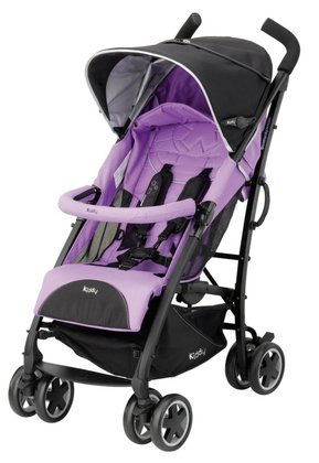kiddy city'n move buggy Lavender 2015 - large image