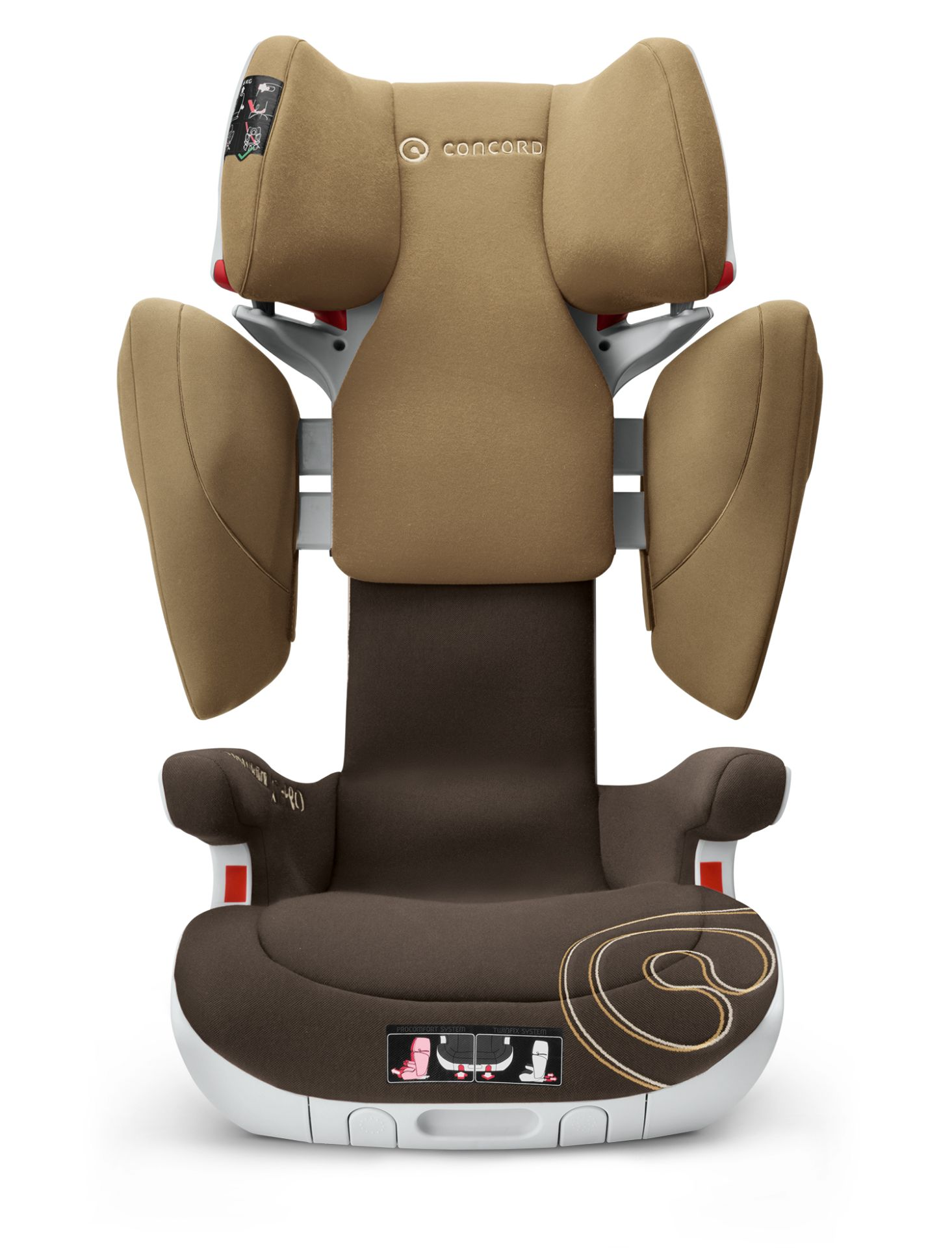 Concord baby car seats: model overview, features and reviews 7