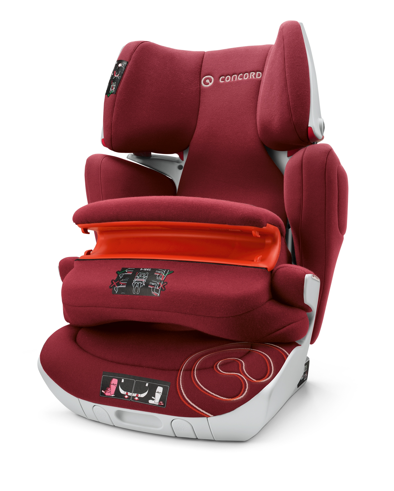 concord child car seat transformer xt pro buy at kidsroom car seats isofix child car seats. Black Bedroom Furniture Sets. Home Design Ideas
