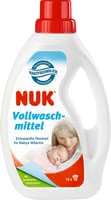 NUK All-Purpose Detergent -  * Already in the first year of their little one's life parents wash around 160 wash loads solely with baby's rompers, bibs, shirts or pants.