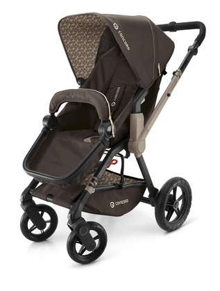 Concord Buggy Wanderer Chocolate Brown 2016 - large image