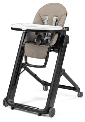 Peg-Perego High Chair Siesta Follow Me -  * The convenient Peg-Prego Siesta highchair supplies you with the option of having your sweetheart close to you during every meal. Due to its versatile functions you can use the highchair from birth up to a body weight of 15 kg.