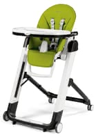 Peg-Perego Highchair Siesta -  * The convenient Peg-Prego Siesta highchair supplies you with the option of having your sweetheart close to you during every meal. Due to its versatile functions you can use the highchair from birth up to a body weight of 15 kg.