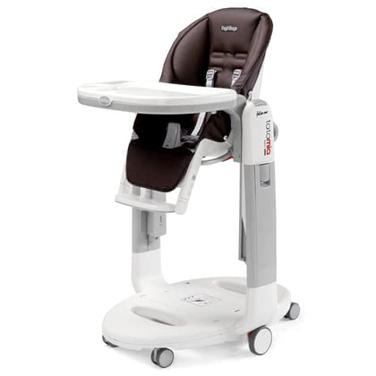 Peg-Perego Higchair Tatamia -  * The Peg-Perego Tatamia highchair satisfies everyone with its long and versatile working life. It is suitable for babies from birth up to an age of three years. The multi-functional highchair can also be used as recliner or swing.