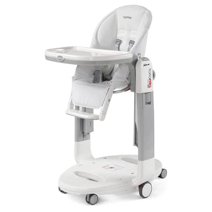 Peg-Perego High Chair Tatamia Follow Me -  * The Peg-Perego Tatamia highchair satisfies everyone with its long and versatile working life. It is suitable for babies from birth up to an age of three years. The multi-functional highchair can also be used as recliner or swing.
