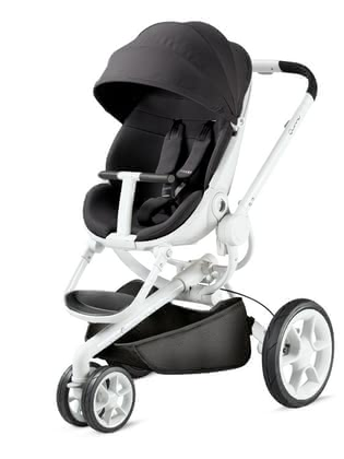 Quinny Moodd Stroller -  * The Quinny Moodd combines flexibility, mobility and a chic and trendy design. The elaborate chassis ensures a perfect road holding and high manoeuvrability.