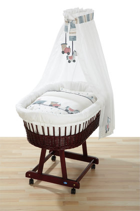 Alvi bassinet set Traumreise 2014 - large image