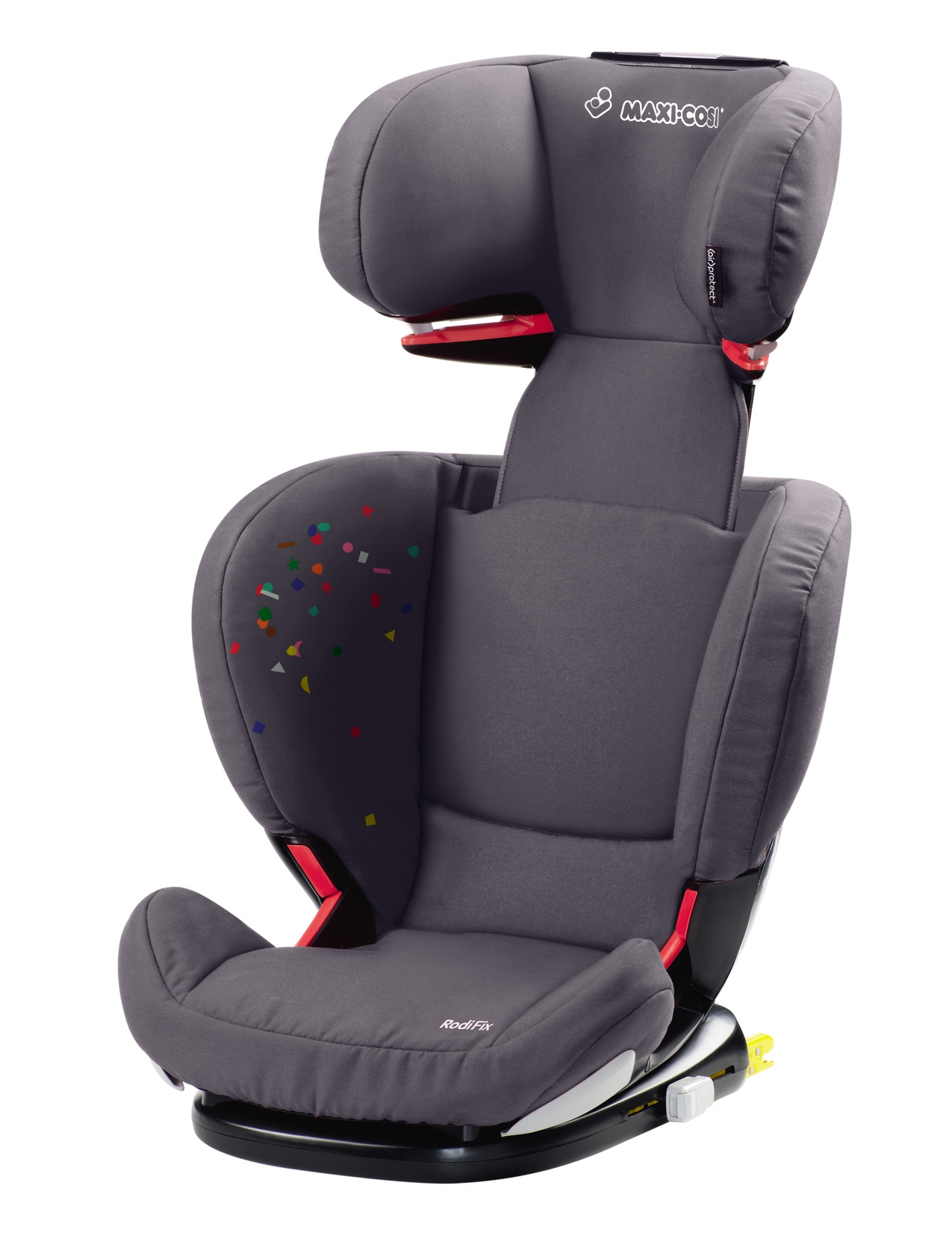 maxi cosi child car seat rodifix 2014 confetti buy at kidsroom car seats. Black Bedroom Furniture Sets. Home Design Ideas