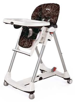 Peg-Perego Prima Papa Diner highchair - The Peg-Perego Prima Pap Diner highchair is suitable for your sweetheart from the third month and provides a lot of comfort