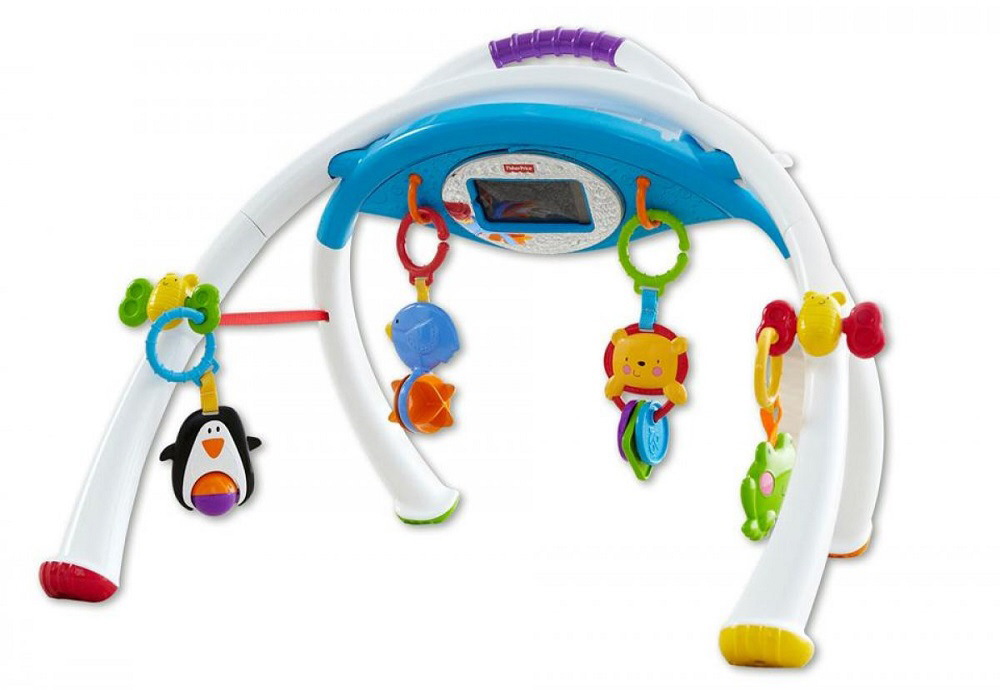 Fisher price apptivity gym 2014 buy at kidsroom toys for Chaise 4 en 1 fisher price