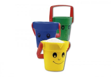 Fisher-Price Mini buckets -  * The Fisher Price bucktes are suitable for your sweetheart from the 12th month of life and provide lots of fun