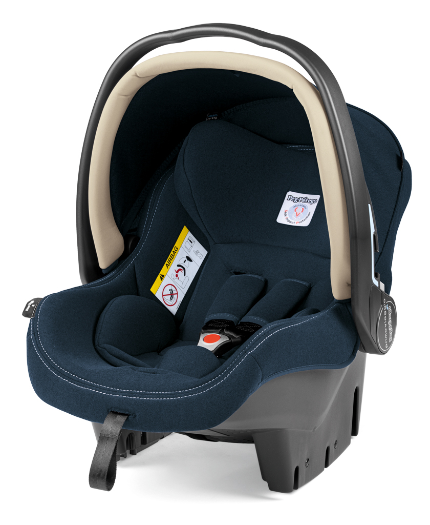 Peg Perego Infant Car Seat Primo Viaggio SL Design Breeze Blue 2018