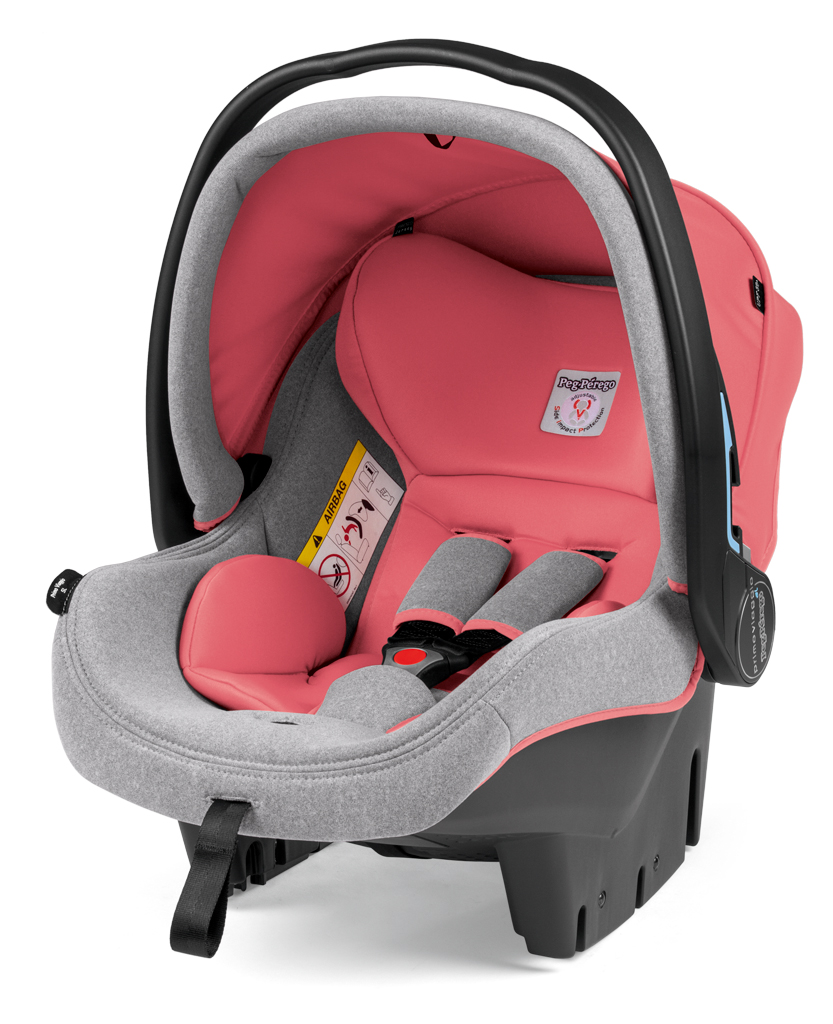 peg perego infant car seat primo viaggio sl 2018 breeze coral buy at kidsroom car seats. Black Bedroom Furniture Sets. Home Design Ideas