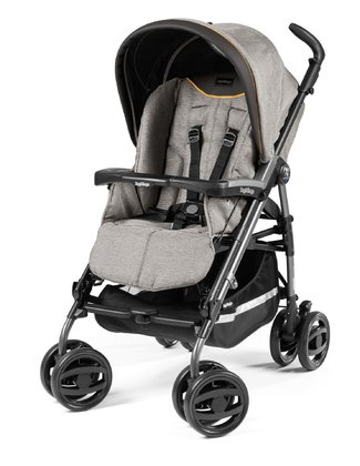 Peg- Perego Pliko P3 Compact Classico Luxe Grey 2017 - large image