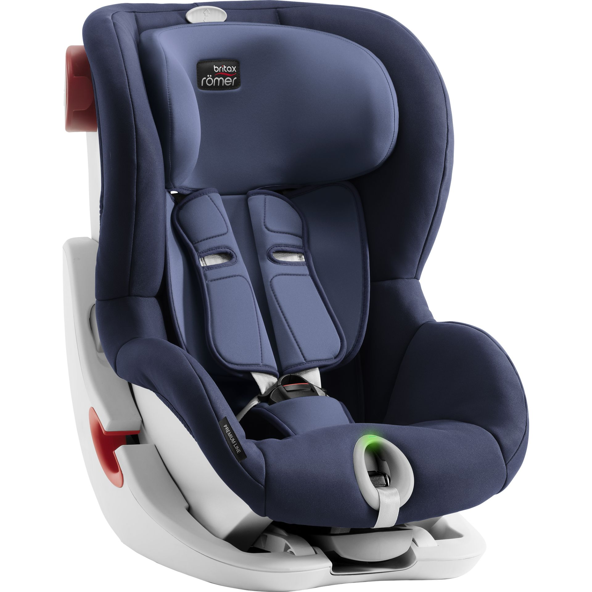britax r mer child car seat king ii ls 2018 moonlight blue buy at kidsroom car seats. Black Bedroom Furniture Sets. Home Design Ideas