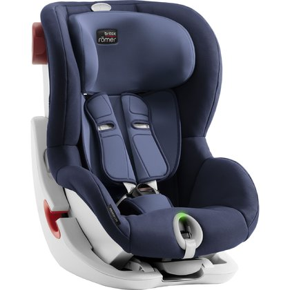 Britax Römer Child car seat King II LS Moonlight Blue 2018 - large image