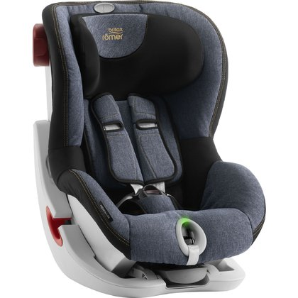 Britax Römer Child Car Seat King II LS - * The Britax Römer child car seat King II LG provides your sweetheart from approx. 9 months up to 4 years a maximum of security and comfort