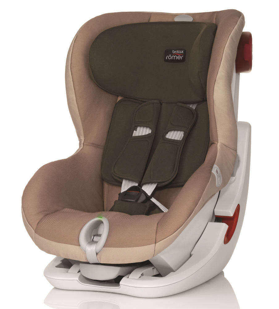 britax r mer child car seat king ii ls 2015 taupe grey. Black Bedroom Furniture Sets. Home Design Ideas