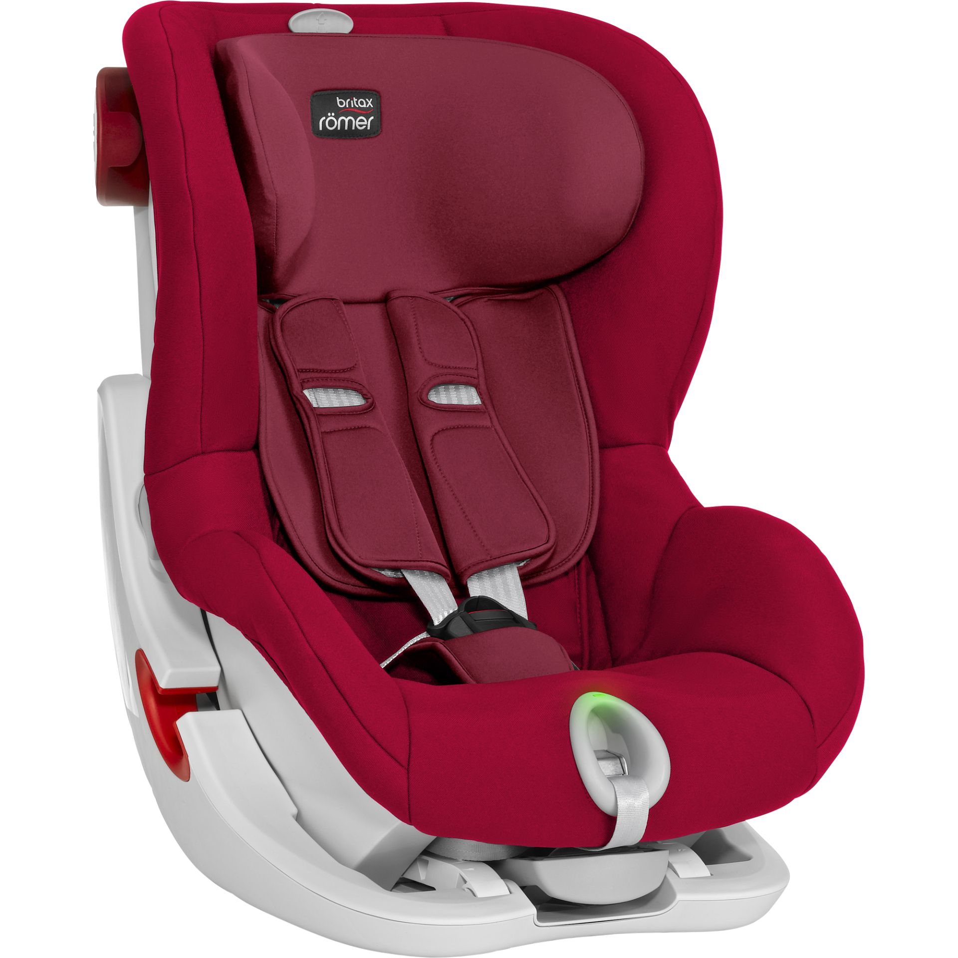 britax r mer child car seat king ii ls 2018 flame red buy at kidsroom car seats
