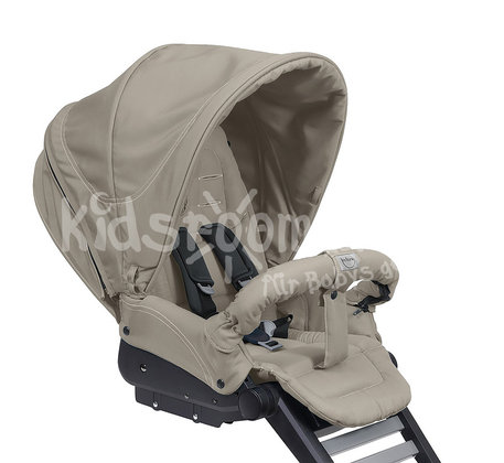 Teutonia Combi stroller Mistral S Titanium 5010_Cool Sand 2015 - large image
