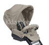 Teutonia Combi stroller Mistral S Titanium 5010_Cool Sand 2015 - large image 1