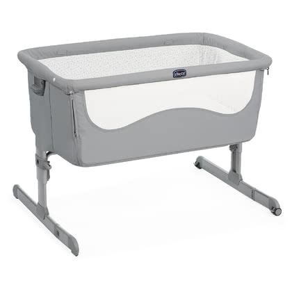 Chicco Co-Sleeping Bed Next2Me -  * Chicco's co-sleeping bed supplies your child with a cosy nest to cuddle up and dream heavenly. The co-sleeping bed features a fastening system with which you can easily attach it to the adults' bed.