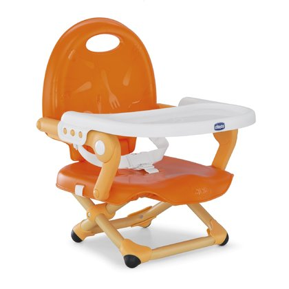 Chicco Foldable Feeding Chair Pocket Snack -  * Chicco's foldable feeding chair Pocket Snack enables your child to enjoy his meals together with you at the table. It is suitable for your child from six months up to an age of three years.