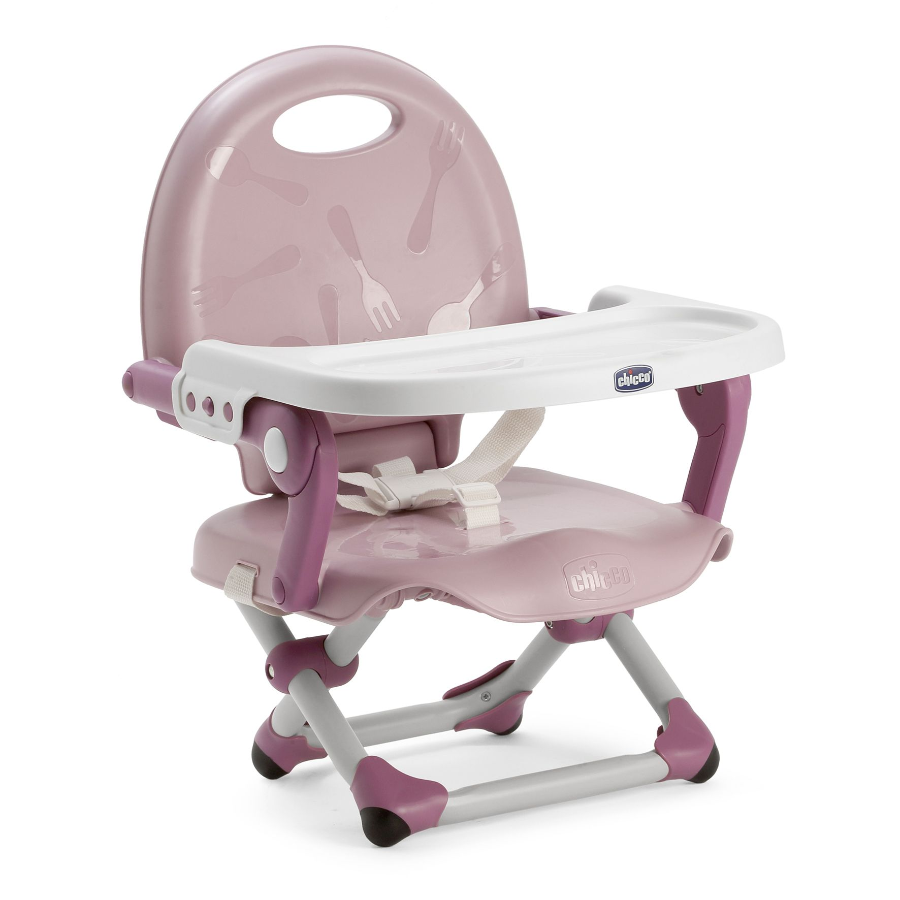 Chicco Booster Seat Pocket Snack 2017 Rose Buy at