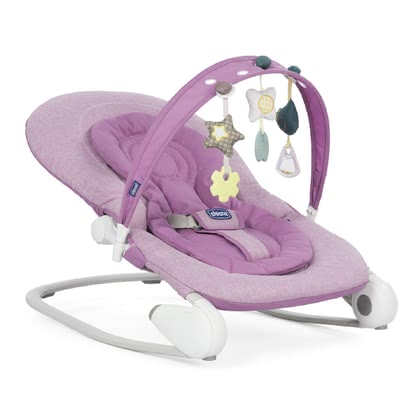 Chicco Hoopla baby bouncer LILLA 2018 - large image