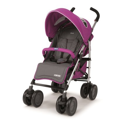 Chicco Multiway Evo pushchair Cyclamen 2014 - large image