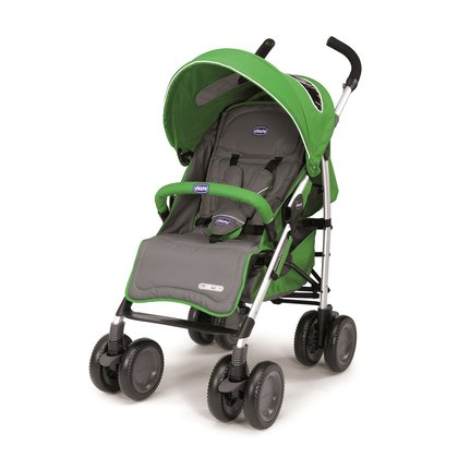 Chicco Multiway Evo pushchair Green 2014 - large image