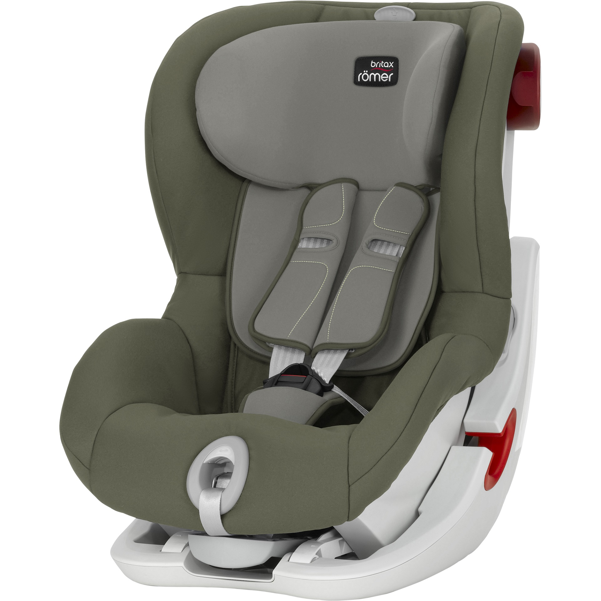 britax r mer child car seat king ii ats 2018 olive green. Black Bedroom Furniture Sets. Home Design Ideas