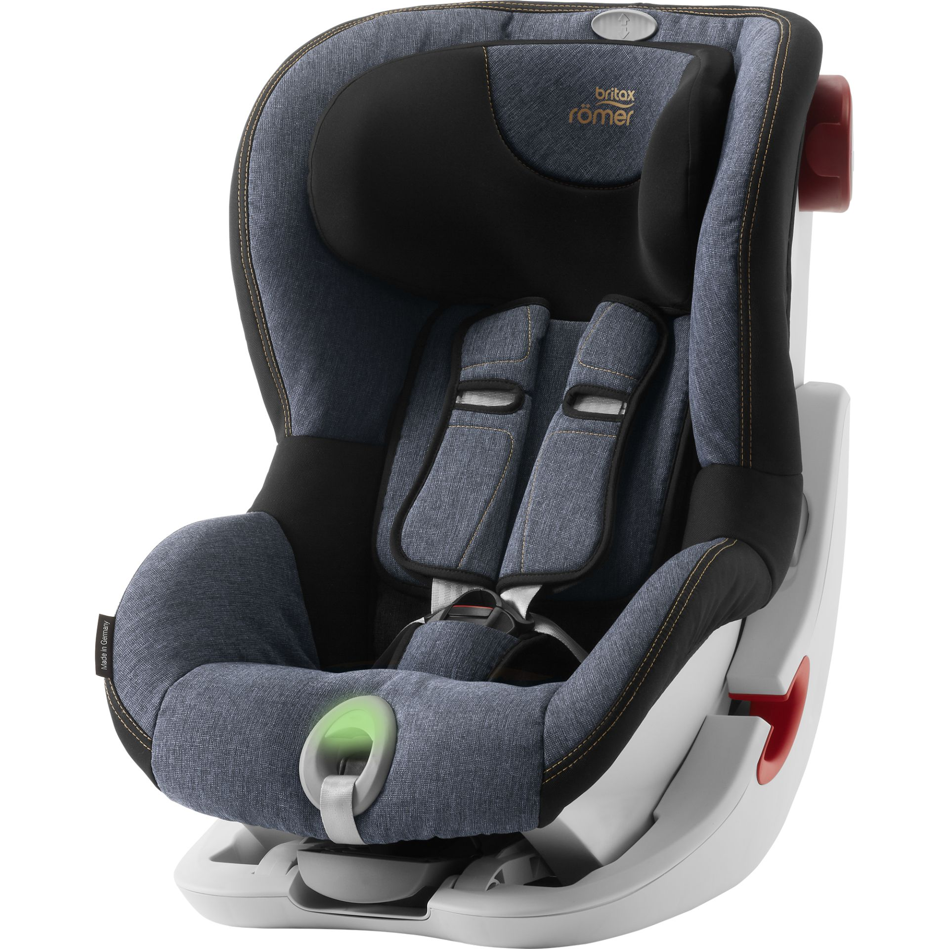 britax r mer child car seat king ii ats 2018 blue marble. Black Bedroom Furniture Sets. Home Design Ideas