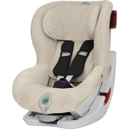 Britax Römer Summer cover for child car seat King II, King II LS/ ATS Beige - large image