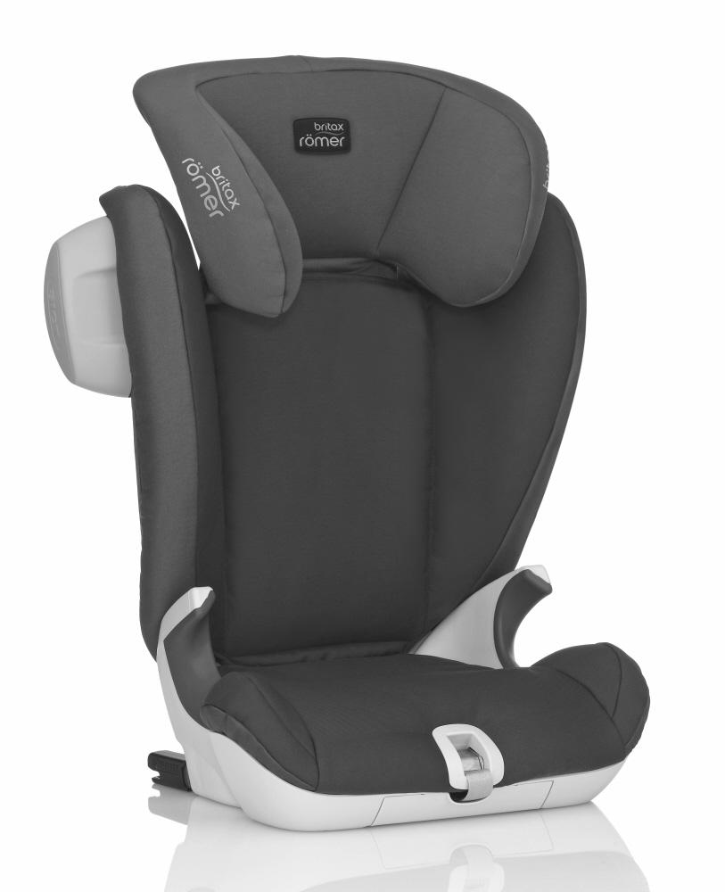 britax r mer child car seat kidfix sl sict 2015 black thunder buy at kidsroom car seats. Black Bedroom Furniture Sets. Home Design Ideas
