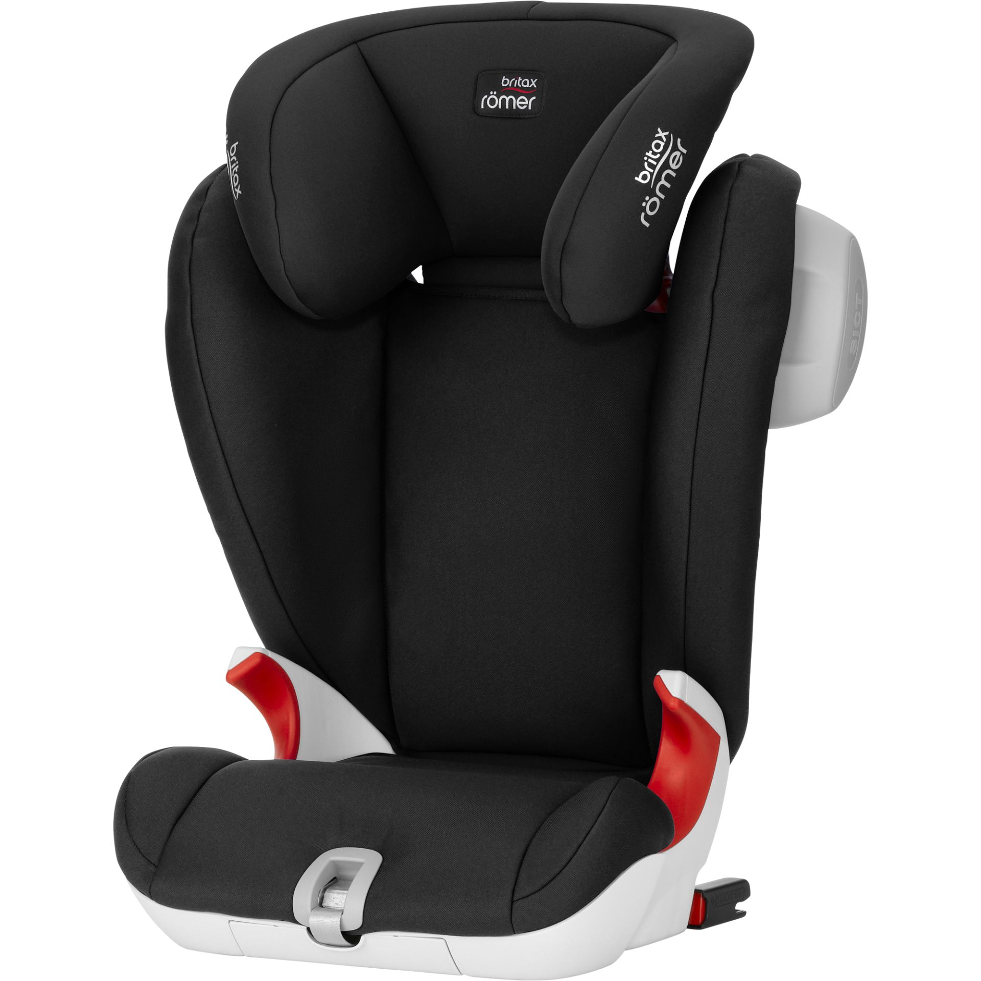 britax r mer child car seat kidfix sl sict 2018 cosmos black buy at kidsroom car seats. Black Bedroom Furniture Sets. Home Design Ideas