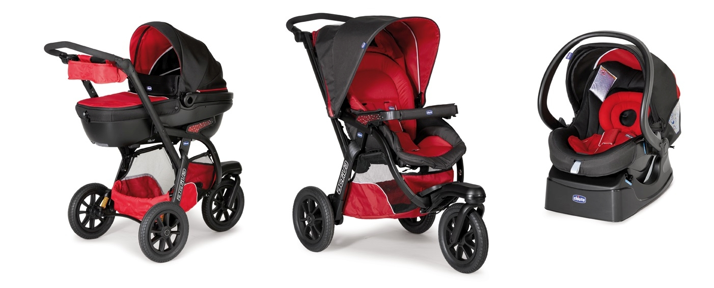 Chicco Activ Travel System Reviews