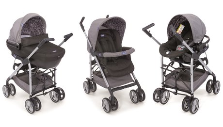 Chicco Travel system Trio Sprint Ombra 2015 - large image