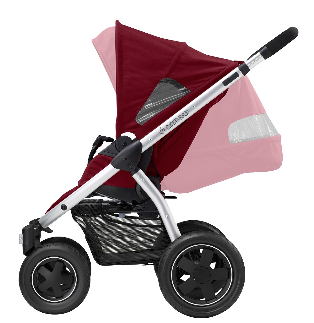maxi cosi mura plus 4 stroller buy at kidsroom strollers. Black Bedroom Furniture Sets. Home Design Ideas