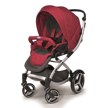 Chicco Artic pushchair Garnet 2015 - large image