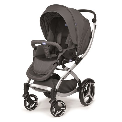 Chicco Artic pushchair Anthracite 2015 - large image
