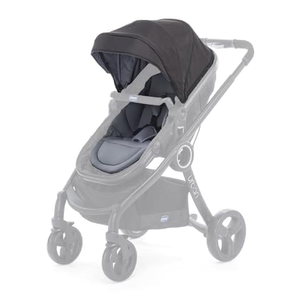 "Chicco ""Color Pack"" for the Urban Plus pushchair - * With the ""color package"" you can give your chic sports stroller Urban plus a new look"