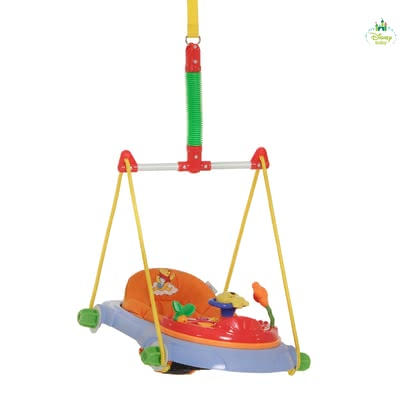 Hauck Disney Baby Jump Deluxe Winnie the Pooh -  * With the comfortable bouncer Jump Deluxe you are promoting the natural urge to move of your child.