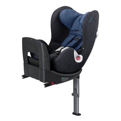 Cybex Rear-facing child car seat Sirona Plus True Blue - navy blue 2015 - large image