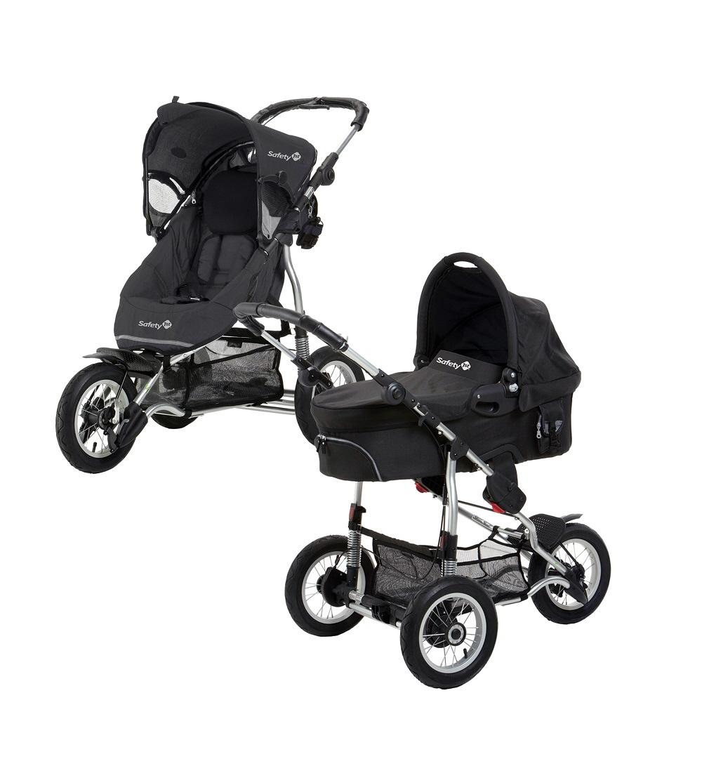 safety 1st combi stroller ideal sportive 2016 black buy at kidsroom strollers. Black Bedroom Furniture Sets. Home Design Ideas
