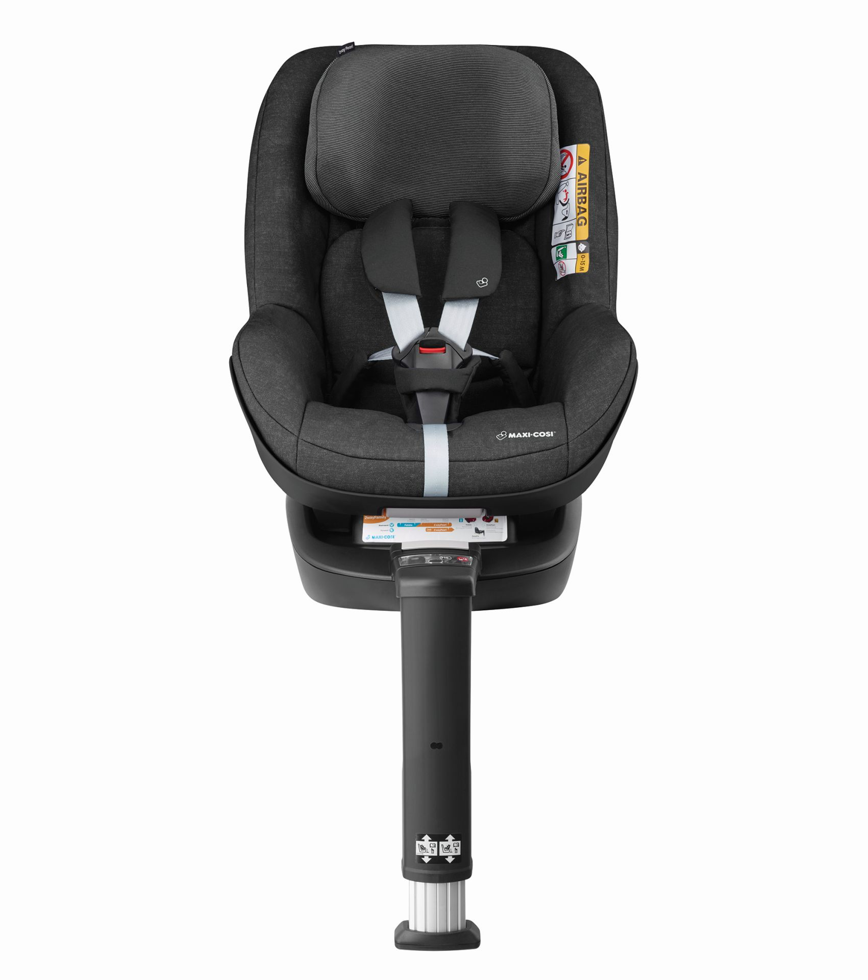 maxi cosi 2 way pack 2018 nomad black buy at kidsroom car seats isofix child car seats. Black Bedroom Furniture Sets. Home Design Ideas