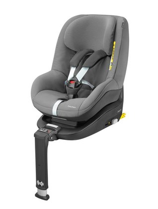 Maxi-Cosi 2 Way Pearl incl. 2 Way Fix Concrete Grey 2017 - large image
