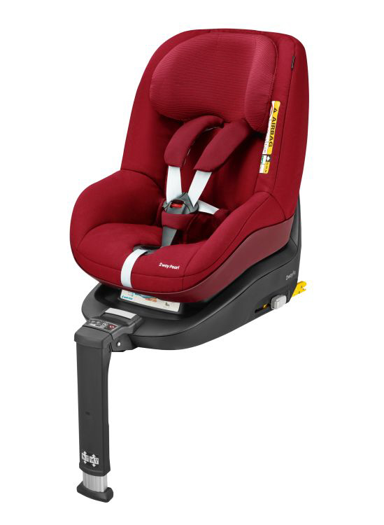 maxi cosi 2 way pearl incl 2 way fix 2017 robin red buy. Black Bedroom Furniture Sets. Home Design Ideas